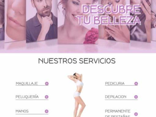 Diseño Web Centro De Estetica Chile Bio Bio Chillan